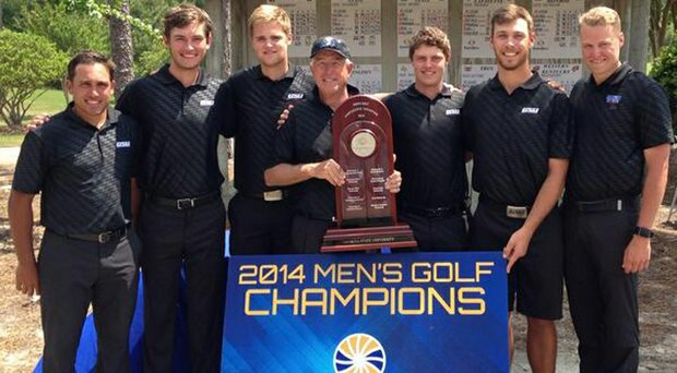 Georgia State won the Sun Belt Conference Championship on April 23.