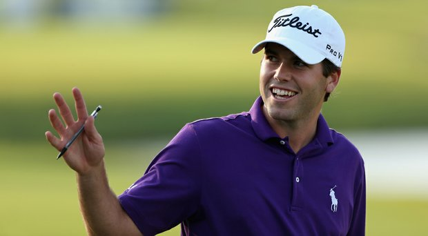 Ben Martin shattered the TPC Louisiana course record with a 10-under 62 on Thursday at the Zurich Classic.