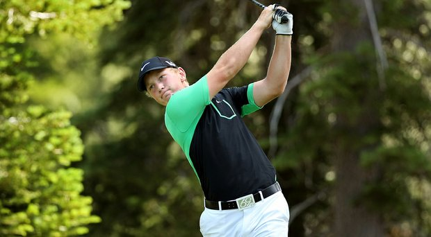 Brad Dalke fired a 2-under 70 on Thursday during the first round of the 2014 Junior Invitational at Sage Valley.