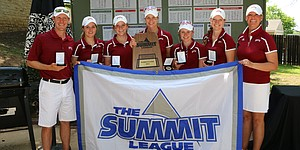Denver rolls to Summit League Championship title