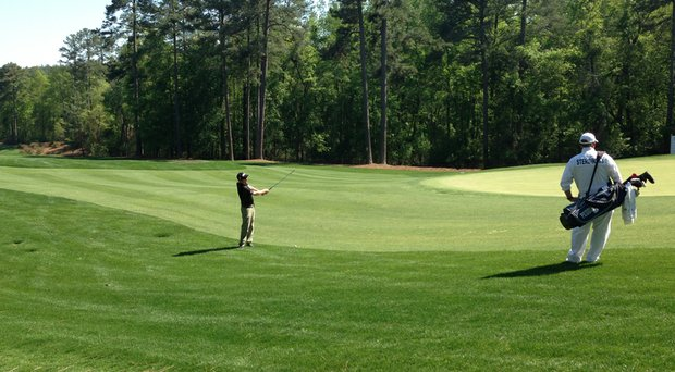 Kyle Sterbinsky finished with a 1-over 73 during Thursday's first round of the Junior Invitational at Sage Valley.