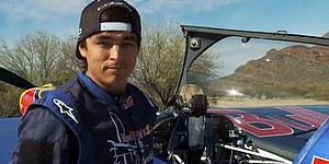 Video: Rickie Fowler takes aerobatic plane ride
