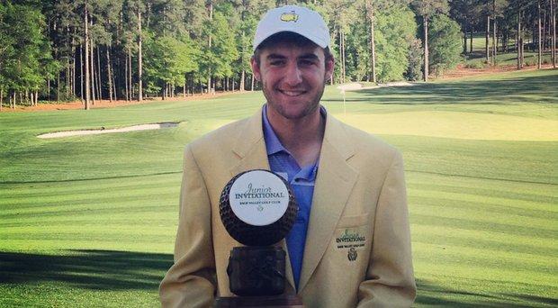Scottie Scheffler won the 2014 Junior Invitational with a final-round 1-under 71 at Sage Valley.
