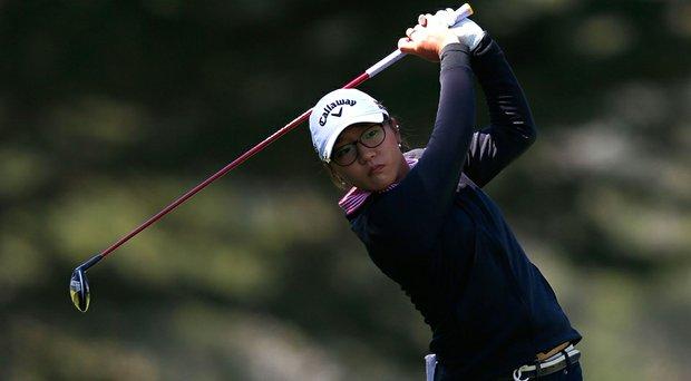 Lydia Ko, 17, won the Swinging Skirts LPGA Classic behind a final-round, 3-under 69 at Lake Merced.