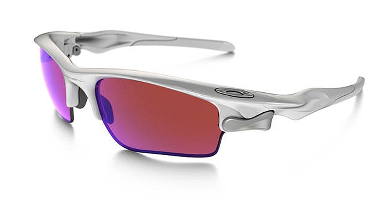 Oakley's G30 lens in the Fast Jacket performance piece.