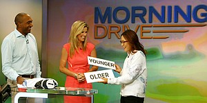2014: Lydia Ko at Golf Channel
