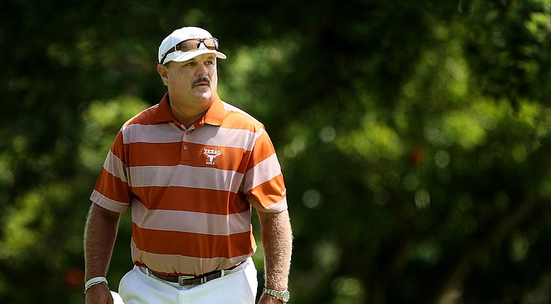 Texas head coach John Fields booked one of the nation's toughest schedule to prepare his team for the postseason.