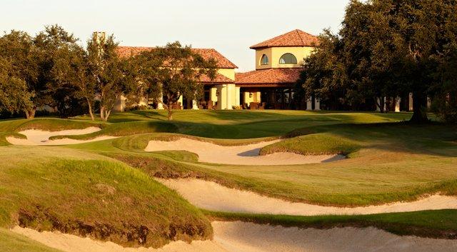 Briggs Ranch Golf Club in San Antonio, Texas