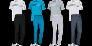 Johnson, Garcia's scripted apparel for The Players