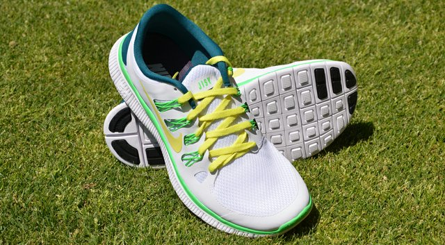The Nike Free 5.0s Junior Invitational participants received from tournament sponsor Nike Golf.