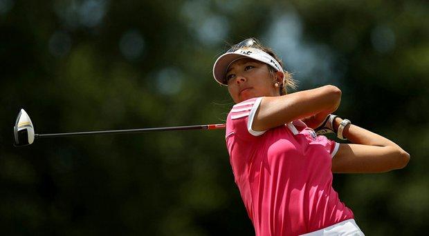 UCLA's Alison Lee