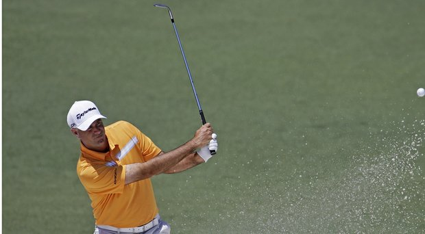 Stewart Cink hopes a T-14 finish at the 2014 Masters is part of his path back to ranking among the world's elite.