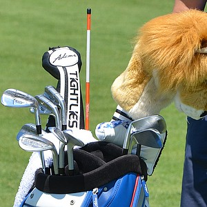 Ernie Els has a set of Adams XTD Forged irons in play this week at TPC Sawgrass.