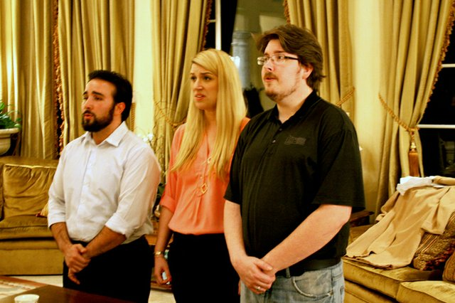 Singers both students and professionals team up for Opera performances throughout Orlando.
