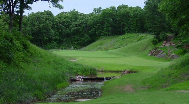 Karsten Creek in Stillwater, Okla. is one of three regional sites.