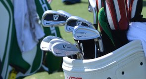 PHOTOS: What's in the bag, Players Championship