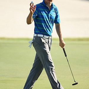 Jordan Spieth during the 2014 Players Championship at TPC Sawgrass.