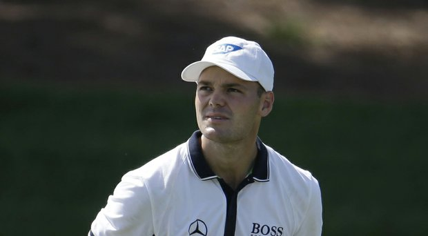 Martin Kaymer during Thursday's first round of the PGA Tour's 2014 Players Championship at TPC Sawgrass.