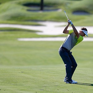 Russell Henley during the 2014 Players Championship at TPC Sawgrass.
