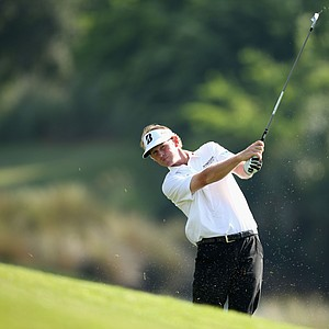 Brandt Snedeker during the second round of the 2014 Players Championship at TPC Sawgrass.