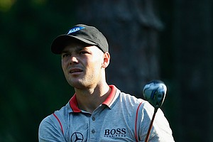 Martin Kaymer during the second round of the 2014 Players Championship at TPC Sawgrass.