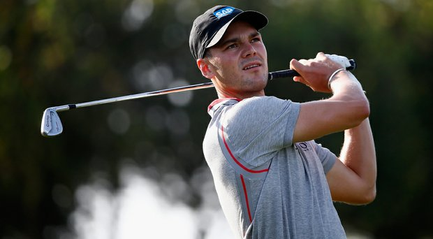 Martin Kaymer during Friday's second round of the PGA Tour's 2014 Players Championship at TPC Sawgrass.