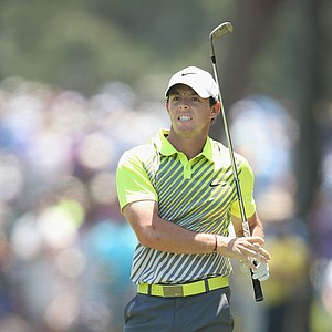 Rory McIlroy during the second round of the 2014 Players Championship at TPC Sawgrass.