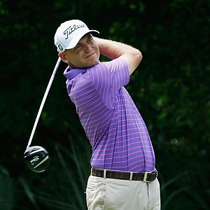 Bill Haas during the third round of the 2014 Players Championship at TPC Sawgrass.