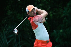 Charl Schwartzel during the third round of the 2014 Players Championship at TPC Sawgrass.