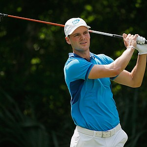 Martin Kaymer during the third round of the 2014 Players Championship at TPC Sawgrass.