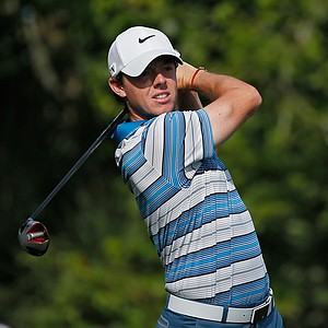 Rory McIlroy during the third round of the 2014 Players Championship at TPC Sawgrass.