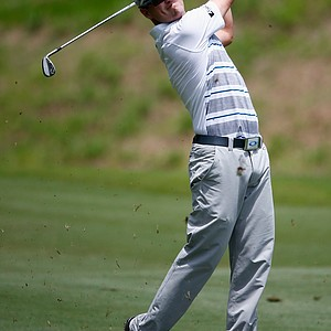 Zach Johnson during the third round of the 2014 Players Championship at TPC Sawgrass.