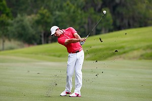 Rory McIlroy during Sunday's final round of the PGA Tour's 2014 Players Championship at TPC Sawgrass in Ponte Vedra Beach, Fla.