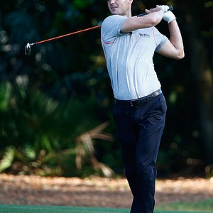 Martin Kaymer during Friday's second round of the 2014 Players Championship.