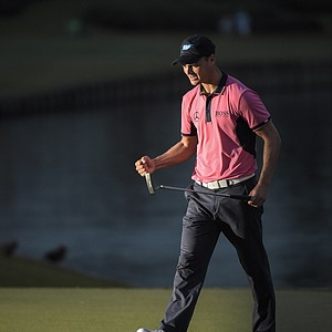 Martin Kaymer during Sunday's final round of the 2014 Players Championship.