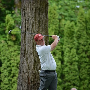 Michael Gellerman of Oklahoma during the 2014 NCAA men's regional at Eugene, Ore.