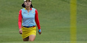 Hee Young Park leads Kingsmill Championship