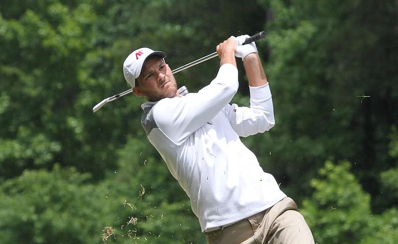 Austin Peay State's Marco Iten won the Auburn (Ala.) Regional by four shots Saturday at Auburn University Club.