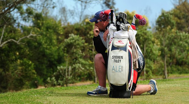 Caddies react on course to the death of Iain McGregor, who tragically died on the ninth fairway at the Madeira Islands Open.