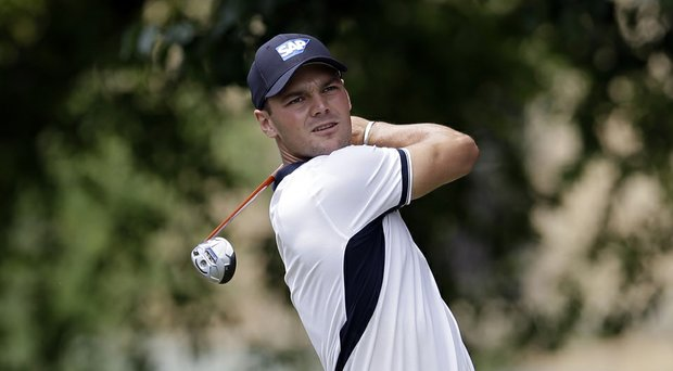 Martin Kaymer will play his seventh event in eight weeks when he tees it up at the European Tour's 2014 BMW PGA Championship (shown here during last week's HP Byron Nelson Championship on PGA Tour).
