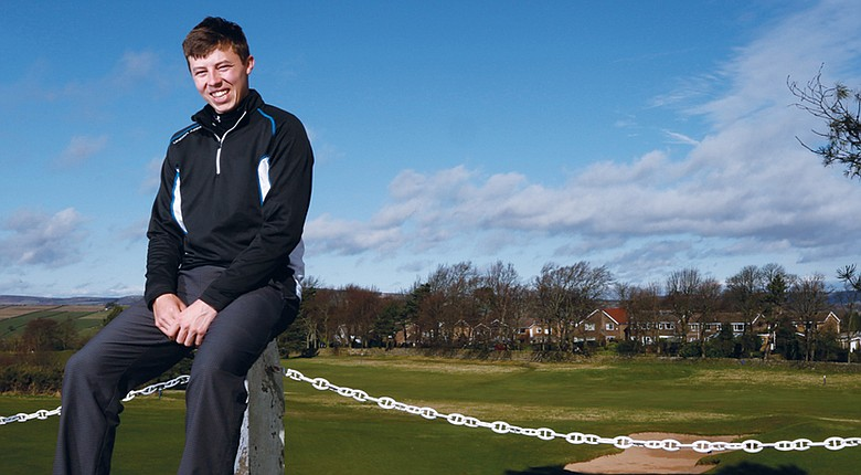 U.S. Amateur champion Matthew Fitzpatrick will turn pro and make his debut at the Irish Open June 19-22.