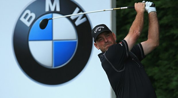Thomas Bjorn opened the BMW PGA Championship with a 10-under 62.