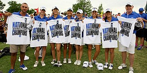 PHOTOS: Women's NCAA Championships (Final Round)