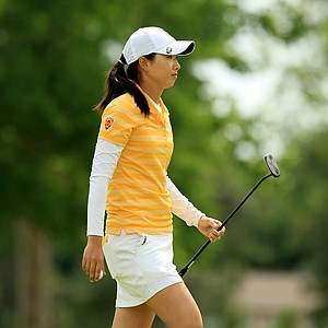 USC's Doris Chen won individual honors at the Women's 2014 NCAA Division I Golf Championships at Tulsa (Okla.) Country Club.