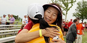 USC's Chen gives mother special gift with NCAA title
