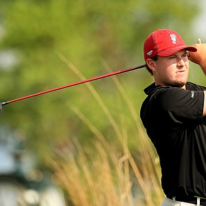 Alabama's Tom Lovelady during the NCAA Men's Division 1 Championship at Prairie Dunes Country Club in Hutchinson, Kan.