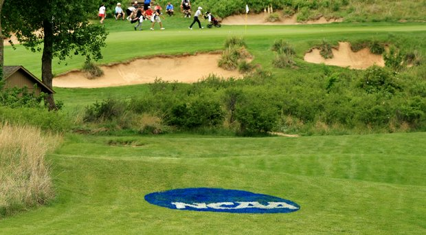 The 2014 NCAA Division I Men's Championship at Prairie Dunes.