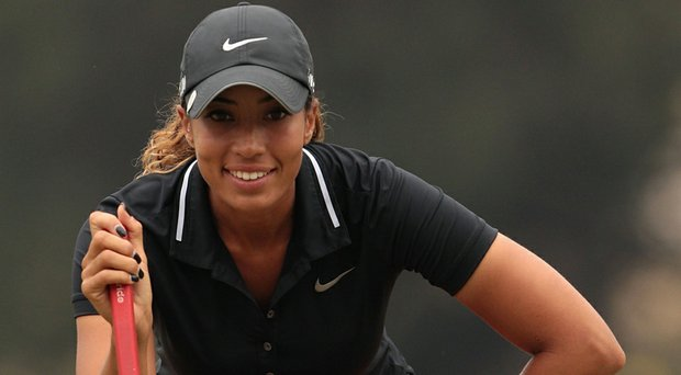 Cheyenne Woods qualified for the 2014 U.S. Women's Open.