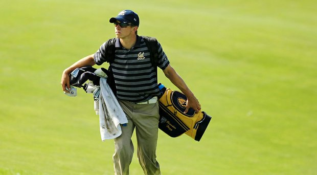 Former Cal All-American Brandon Hagy is in Monday's field at the U.S. Open Sectional Qualifier at Daly City, Calif.