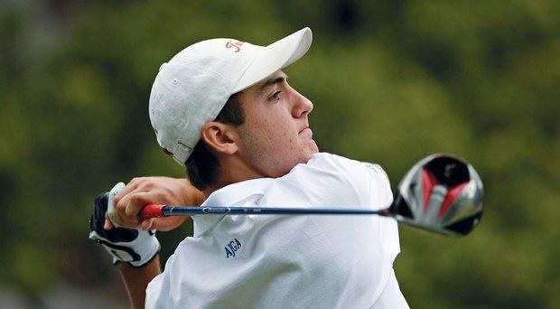 Scottie Scheffler, 17, will attempt to qualify for the 2014 U.S. Open in Memphis, Tenn.